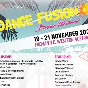 Dance Fusion WA